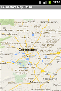 Coimbatore City Maps Offline Apps on Google Play