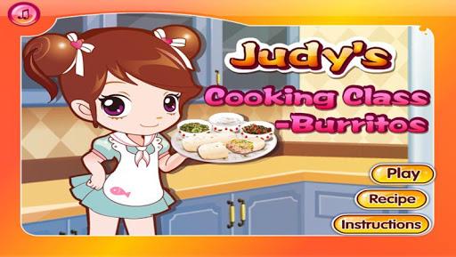 Burrito Pie Cooking Games
