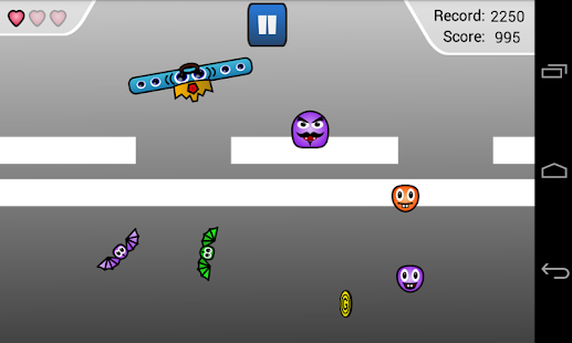 Block 'n Roll Runner - Free - screenshot thumbnail