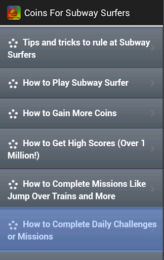 Wiki Coins for Subway Surfers