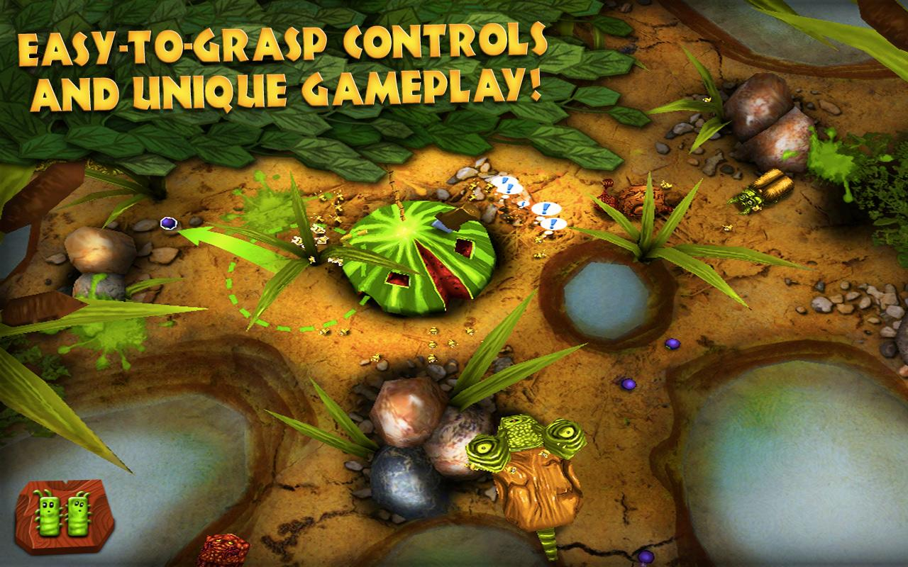 Ant Raid - screenshot