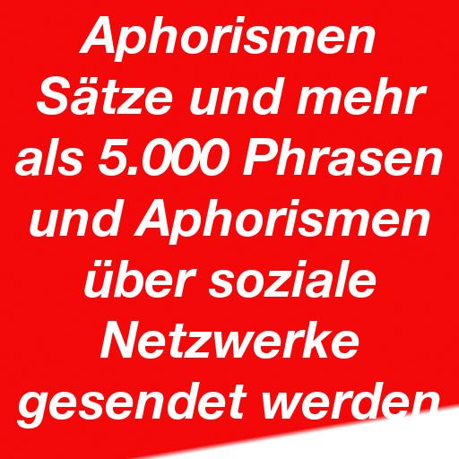 PRO Zitate und Aphorismen LOGO-APP點子