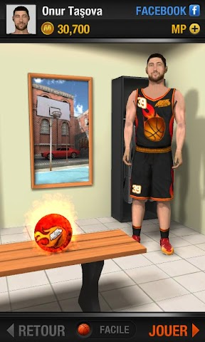 android Real Basketball Screenshot 2
