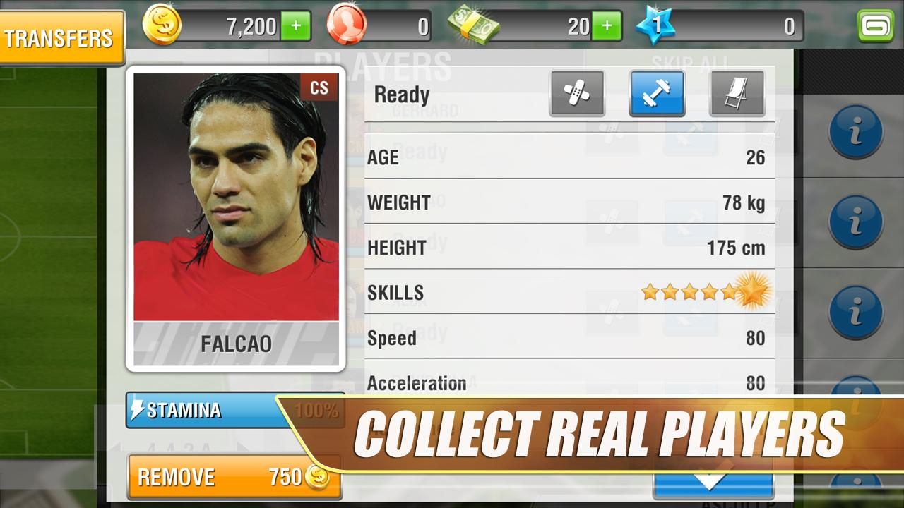 Real Soccer 2013 screenshot #14