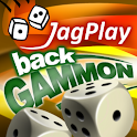 JagPlay Backgammon online logo