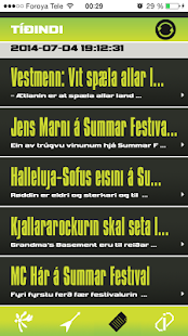 Summarfestivalurin - screenshot thumbnail