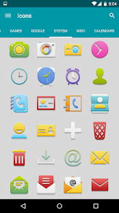 Vion - Icon Pack - screenshot thumbnail