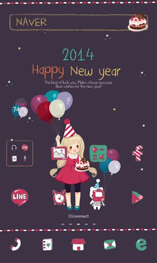 2014 dodol launcher theme