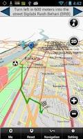Screenshot of Kolkata Map