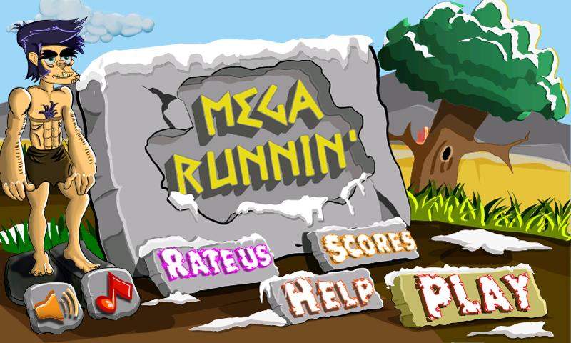 Mega Running- screenshot