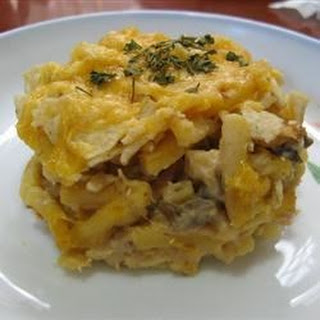 Quick Tuna Casserole No Soup Recipes.