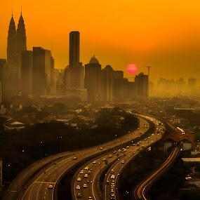 by Badruddin Razak - Landscapes Sunsets & Sunrises