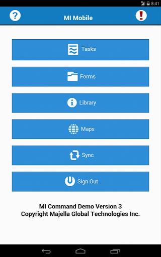 MI Mobile for SmartPhones