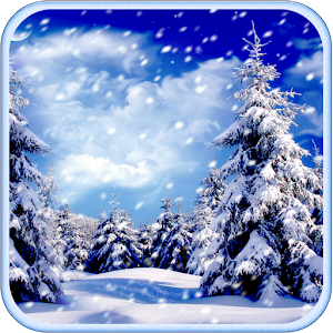 Download Snowfall Livewallpaper For PC