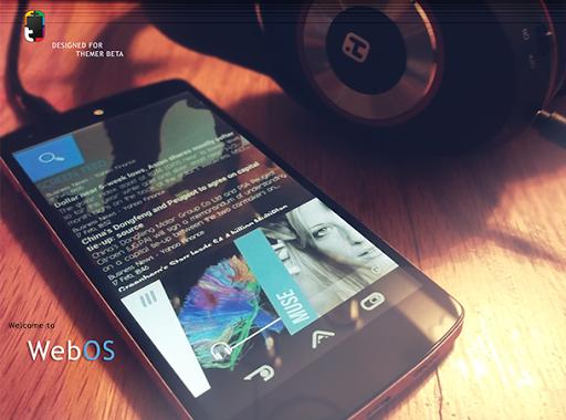WebOS Beta