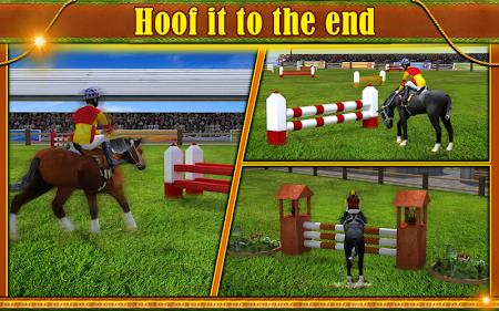 Horse Show Jump Simulator 3D 1.1 screenshot 40841