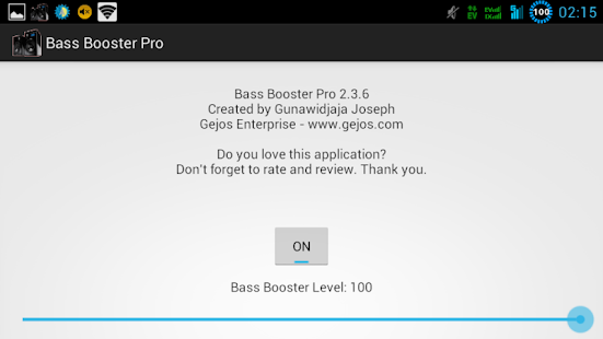 Equalizer & Bass Booster Pro - Android Apps on Google Play