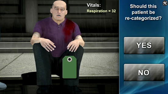 Medrills: Triage - screenshot thumbnail