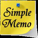 Simple Memo logo