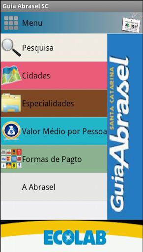 Guia Abrasel Santa Catarina