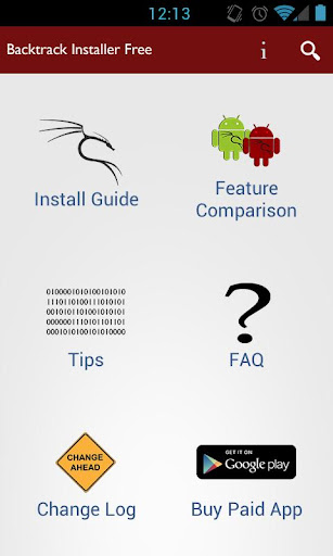 Root App] :: Backtrack 5 on Android!! - LG Esteem | Android Forums