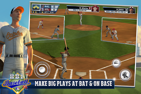 R.B.I. Baseball 14 Screenshot 6