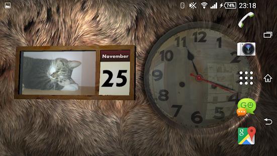Clock and Calendar 3D 21