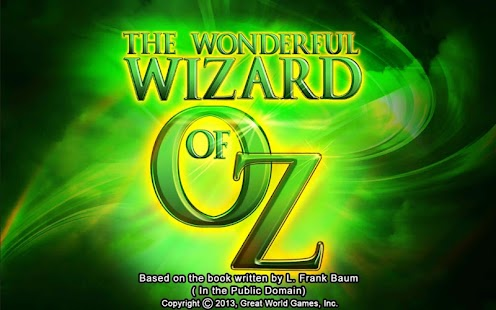 Wonderful Wizard of Oz Slot - screenshot thumbnail