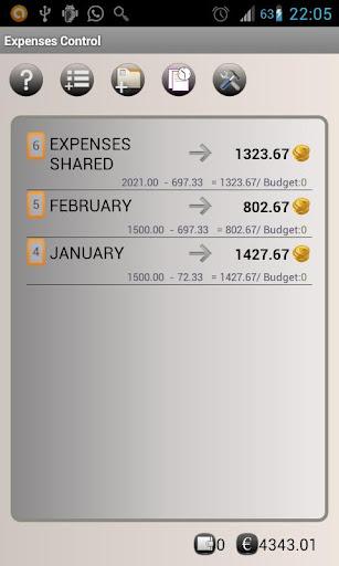 Control Expenses Plus
