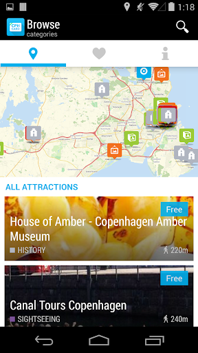 Copenhagen Card City Guide