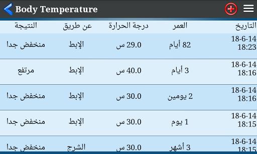 Body Temperature  screenshots 6