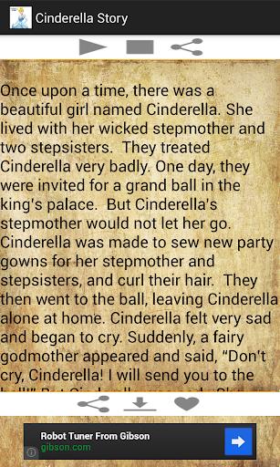 CINDERELLA STORY - READ LISTEN