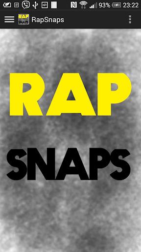 Rap Snaps
