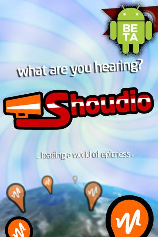 Shoudio - screenshot