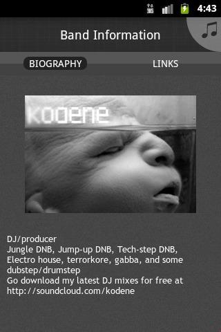 KODENE [dnb] - screenshot