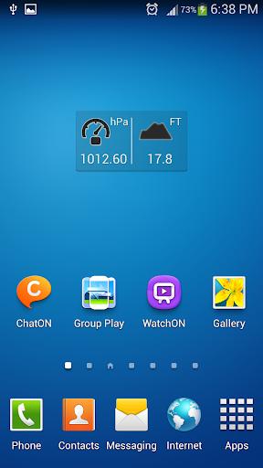Barometer Plus  screenshots 4