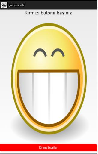 【免費娛樂App】İgrenç Espriler-APP點子