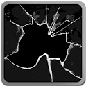 Don't Touch Me(Cracked Screen) logo