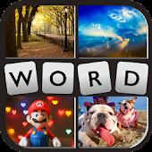OneWord : Pics Quiz
