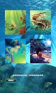 Mermaid puzzle 2.18.0 Apk Mod (Unlimited Money) Latest Version Download 4