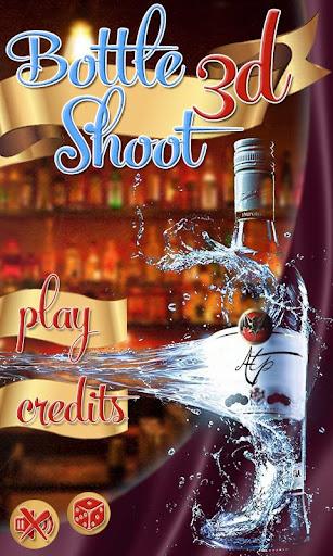 Shoot the Bottles:Shooter Game