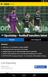 BBC Sport Screenshot 33