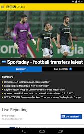 BBC Sport Screenshot 33