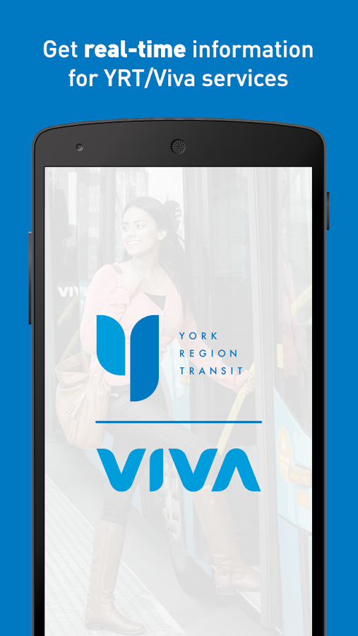 YRT/Viva- screenshot
