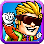 Jetpack Jackride - Free Game