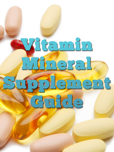 Vitamins Supplements Guide