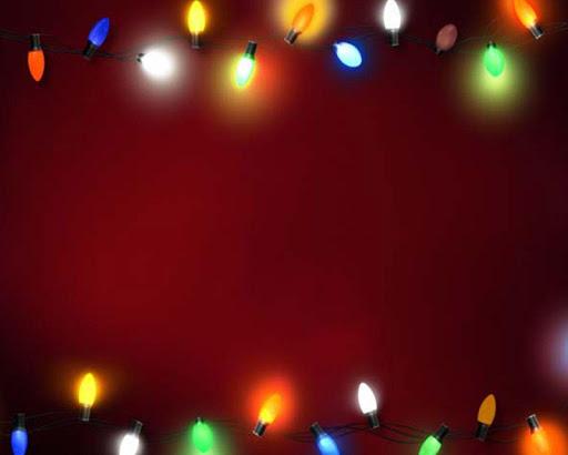 聖誕燈動態壁紙