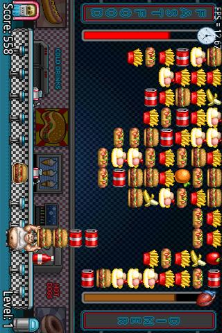 Fast Food Mayhem (Lite)- screenshot