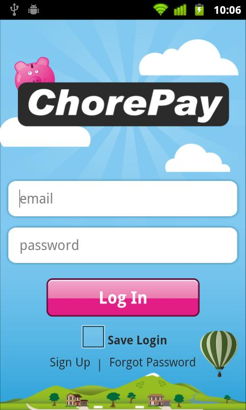 ChorePay - screenshot