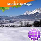 St Johann in Tirol Street Map